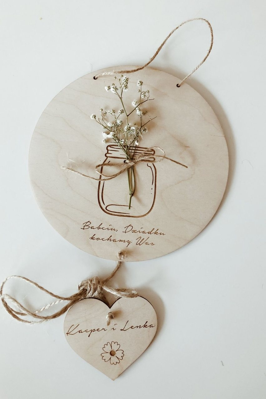 prezent dla babci i dziadka