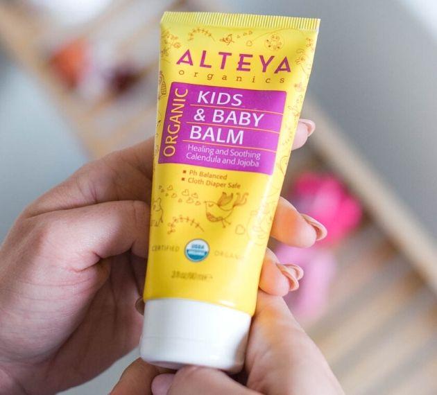 Ekokosmetyki dla dzieci