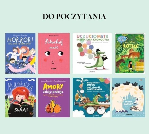 Książki na Walentynki dla dzieci