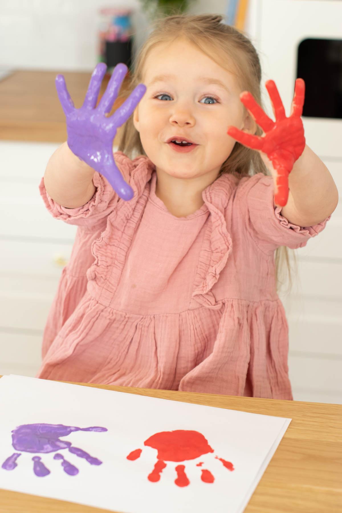 kreatywne zabawy dla dzieci