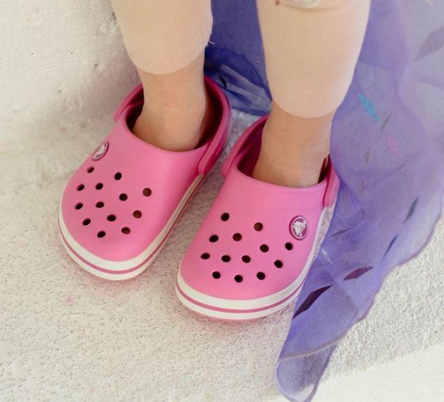 Wygraj buty Crocs dla dzieci