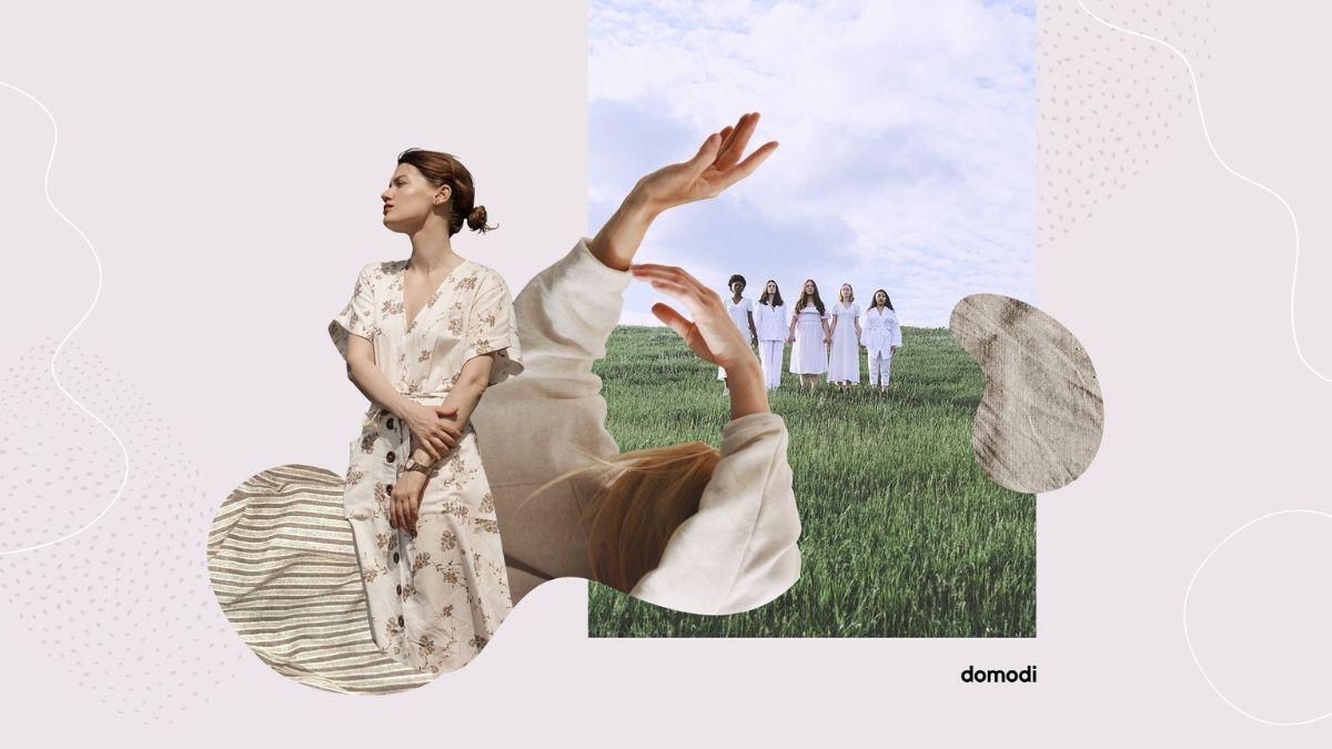 zrównażona moda