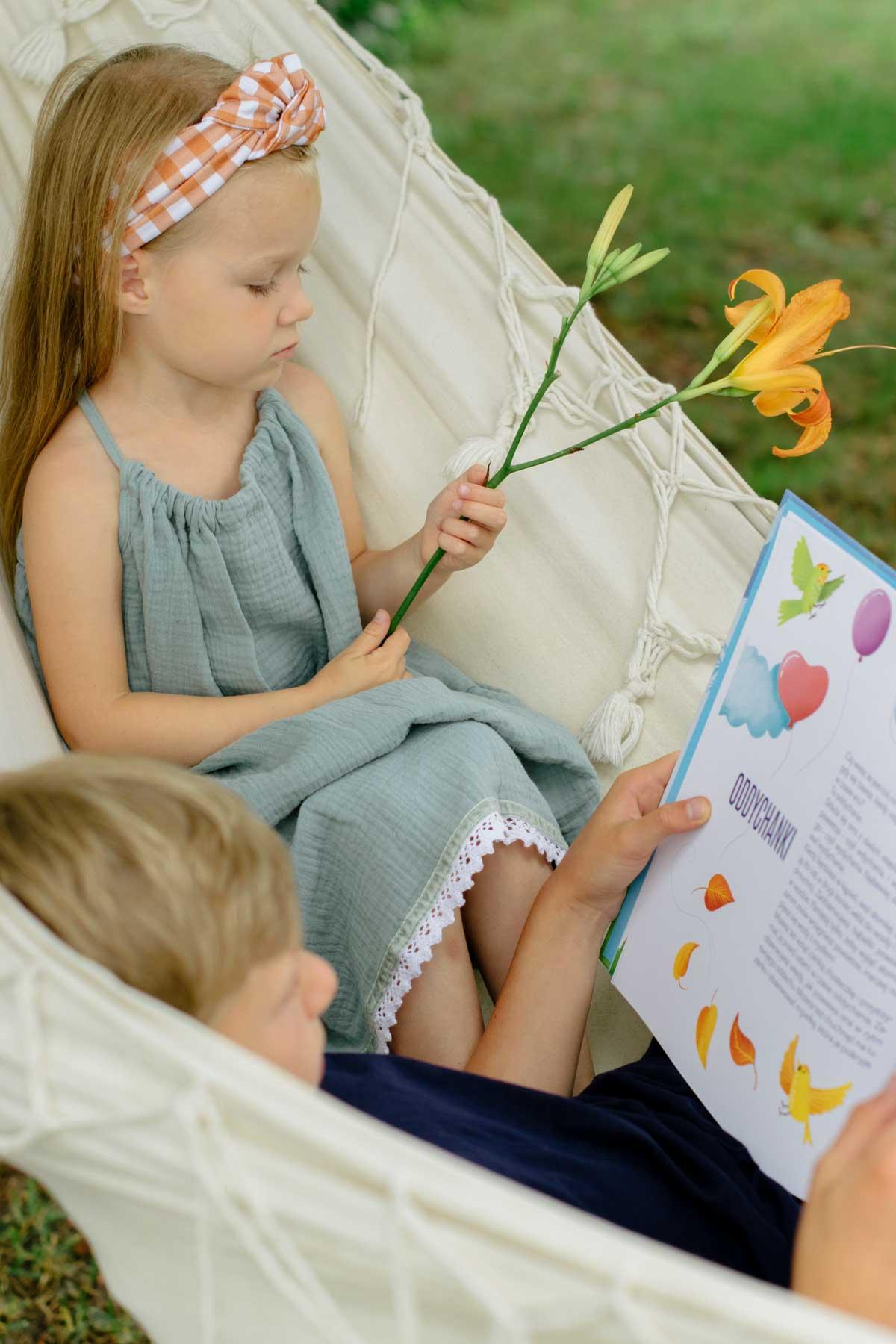 ćwiczenia relaksacyjne dla dzieci