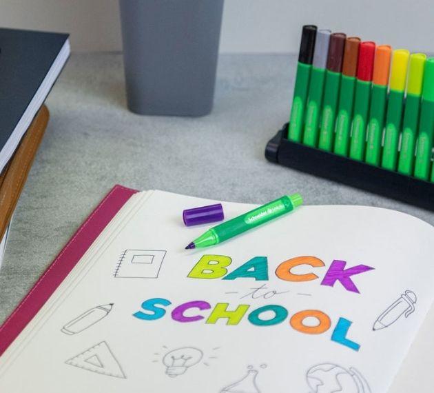 Wyprawka szkolna w stylu eko. 4 produkty, które chronią środowisko